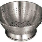 Royal Industries Colander-Almn-Extra Hd 16Qt