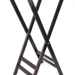 Royal Industries Tray Stand-Walnut 38″