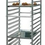 Royal Industries Rack Pan Rack 20 Tier Alum.