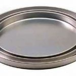 Royal Industries Pizza Pan 12″ X 1″ Straight