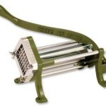 Royal Industries Potato Cutter 3/8 Pusher