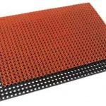 Royal Industries Anti Fatigue Mat Black 3X5