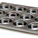 Royal Industries Muffin Pan 12 Cup Alumn