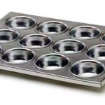 Royal Industries Muffin Pan 24 Cup Alumn