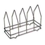 Royal Industries Rack Pizza Screen 4 Section