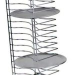 Royal Industries Pizza Rack 15 Tier Stand