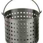 Royal Industries Steamer Bskt For 16 Qt Pot
