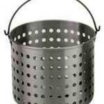 Royal Industries Steamer Bskt Fits 20 Qt Pot