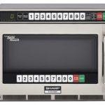 Sharp 1200 Watt Compact Programable Commercial Microwave Oven