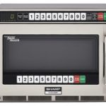 Sharp 1800 Watt Compact Programable Commercial Microwave Oven