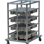 Steril-Sil E1 Basket Storage CartE1-BSC-16