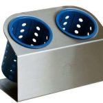 Steril-Sil 2-hole Countertop DispenserHKS-2