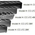 Steril-Sil 2-hole Condiment DispenserLTC-2SW