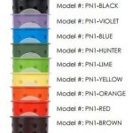 Steril-Sil Suction Cup Cylinder, Black PN1-BLACK