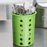 Steril-Sil Lime Silverware CylinderRP-25-LIME