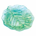 Thunder Group Leaf Plate 6″, Green