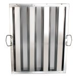 Thunder Group Hood Filter 16″ X 20″, Stainless Steel
