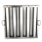 Thunder Group Hood Filter 20″ X 20″, Stainless Steel