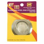 Thunder Group Sink Strainer, M Wide Rim