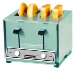 Toastmaster Pop Up Toaster – Four slot combo, 120V