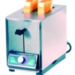 Toastmaster Pop Up Toaster – Two slot toaster 120V