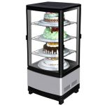 TurboAir Diamond Show Case, pass through, Countertop Refrigerator, 3.0 cu. ft, (3), 2/9 hp, ETL