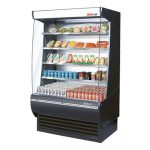 Turbo Air 60″L Extra Deep SS Front Panel-Black
