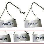 Update International Chain Sign-Hot Tea