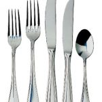 Update International Regency Cold Meat Fork 3.0mm