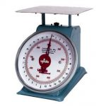 Update International Scale S/S 7in Dial 5Lb