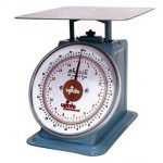 Update International Scale S/S 8in Dial 20Lb