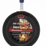 Winco 10″ Alu. Non-Stick Fry Pan Excalibur W/Sl