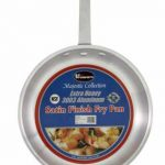 Winco 7″ Alu. Fry Pan, Satin Finish