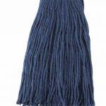 Winco 24Oz, 600G Blue Yarn Mop Head, Cut Head