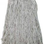 Winco 32Oz,800G White Yarn Mop Head, Cut Head