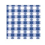 Winco Table Cloth, 52″ X70″ Oblong, Blue