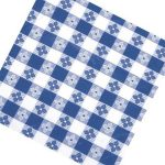 Winco Table Cloth, 52″ X52″ Square, Blue