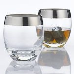 Wine Enthusiast Madison Avenue Whiskey Glasses
