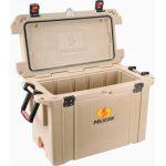 Pelican 95 Quart Elite Cooler- Tan